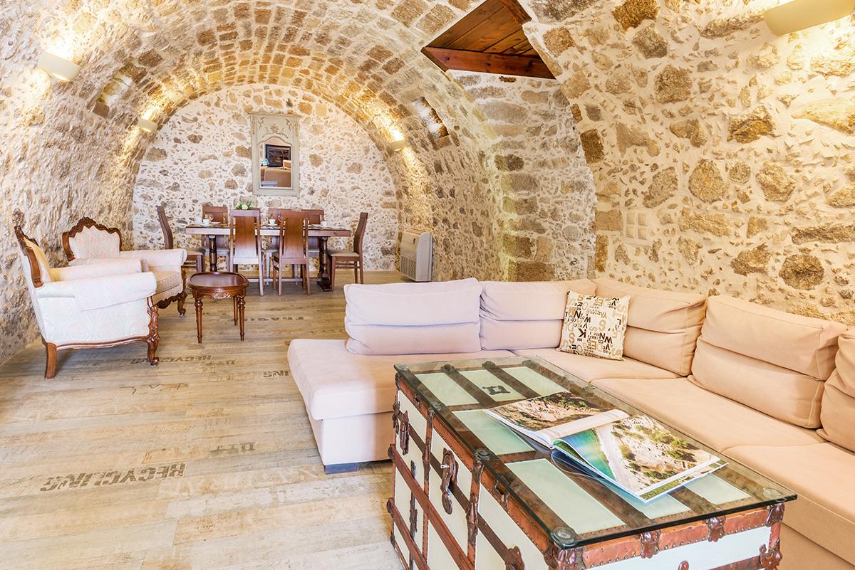 Cretan tower villa   cretan tower